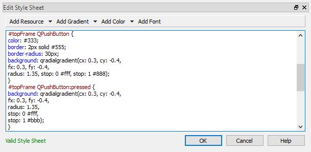 NEO - GUI Editor